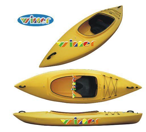 KayakityYak is the exclusive importer for Winner Kayaks