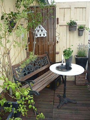 Estilo rustico mas patios rusticos el jardin de mis for Jardines disenos rusticos