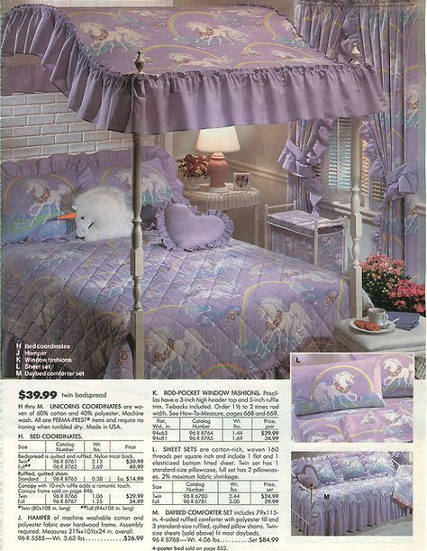 Sears Canopy Bed Similar To The One I Had Furniture Trends