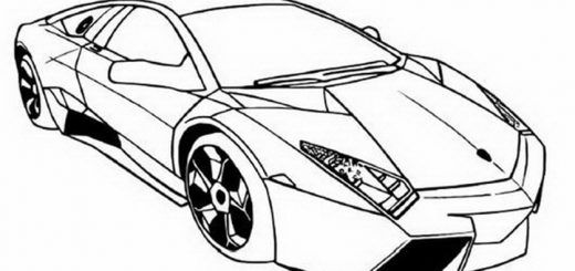 ausmalbilder autos lamborghini huracan cars coloring