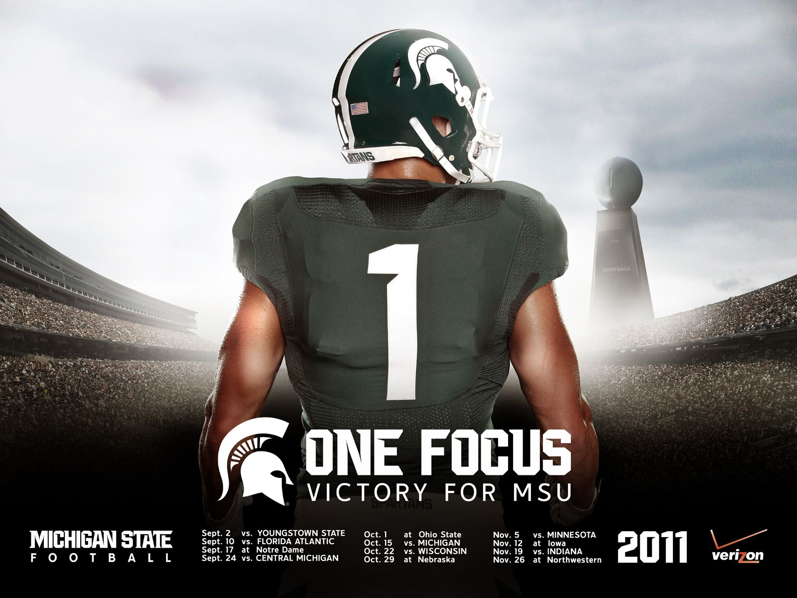 Michigan State Football Free Wallpapers Background Images Michigan State Football Michigan State Michigan State Basketball