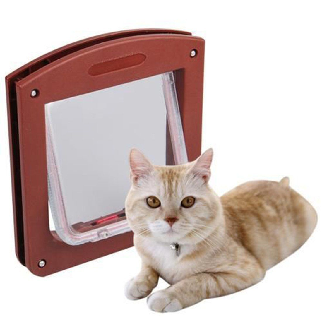x cat dog doors door h product lining locking small way mate large self panels