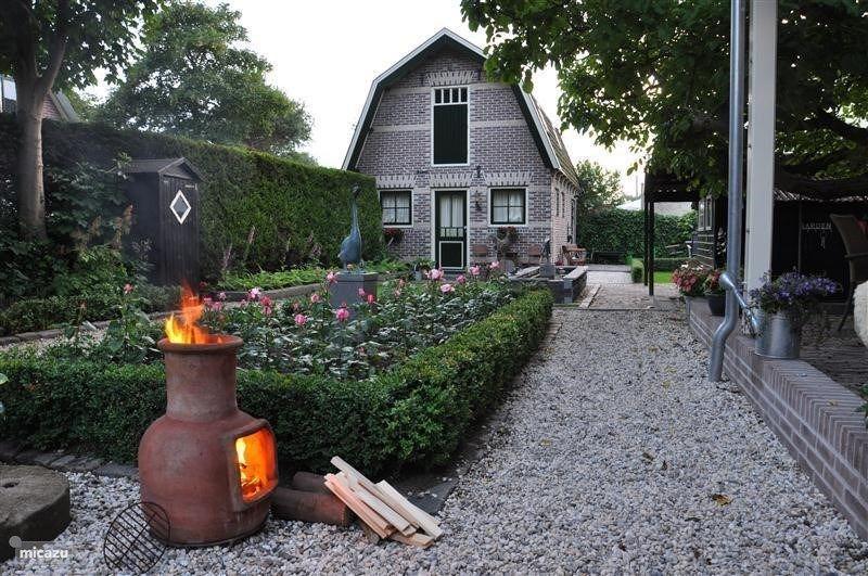 Vakantiehuis Nederland, Noord-Holland, Sint-Pancras, De Oude Walnoot