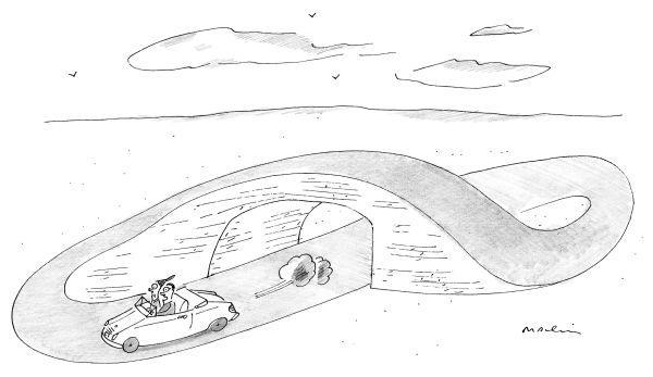 Slide Show: New Yorker Cartoons January 5, 2015 - The New Yorker
