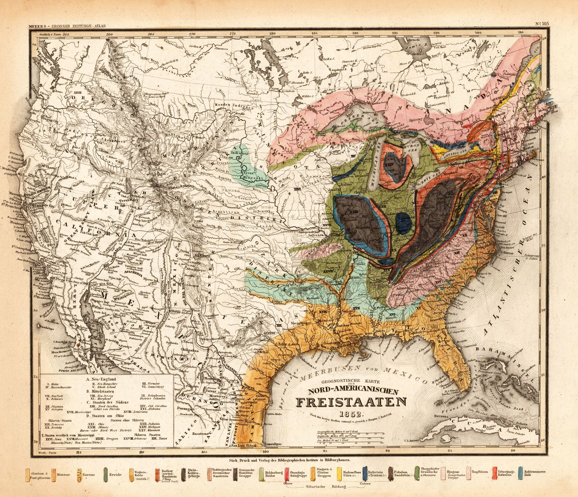 Historical Maps Of North America Maps Globes Charts - Old maps of america