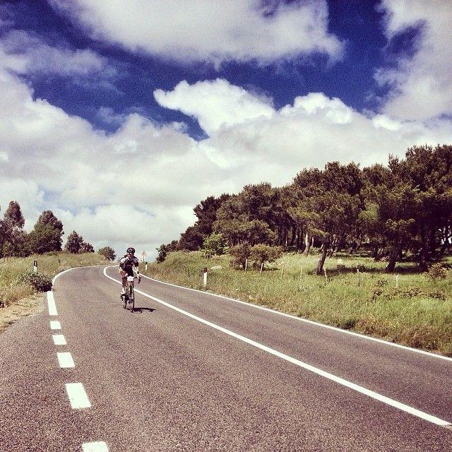 After Castelsardo the Randonnée Arzachena - Alghero passed through the countryside in Nulvi, Sassari  Dopo Castelsardo la Randonnée Arzachena - Alghero è passata anche per le campagne di #Nulvi (SS). #sardiniagrandtour  #italy #sardegna #sardinia #biketraveller #biketour #bicycletouring #cicloturismo #bike #Travelbike