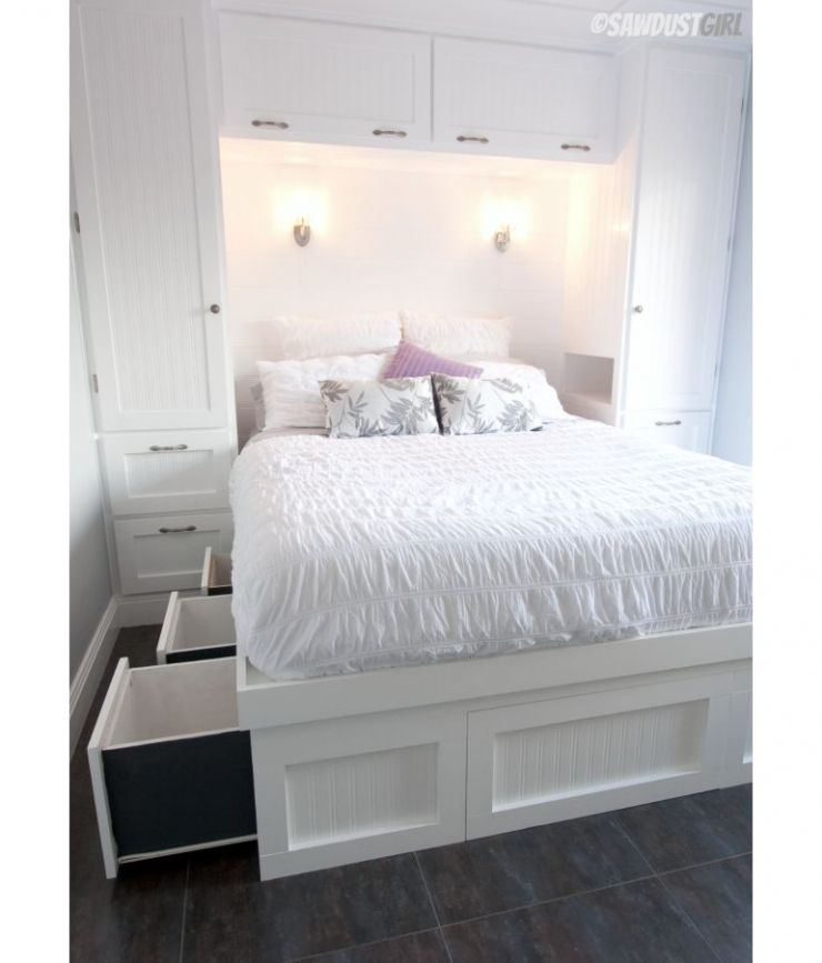 11x tips voor een kleine slaapkamer | Pinterest - Slaapkamer ...
