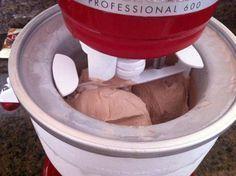 nutella ice cream #icecreammaker