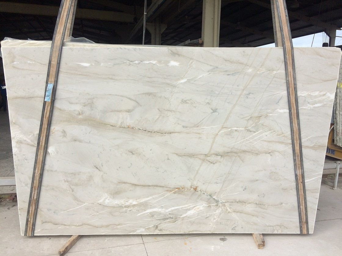 Pin By Elements On Gold Gallery White Quartzite Countertops