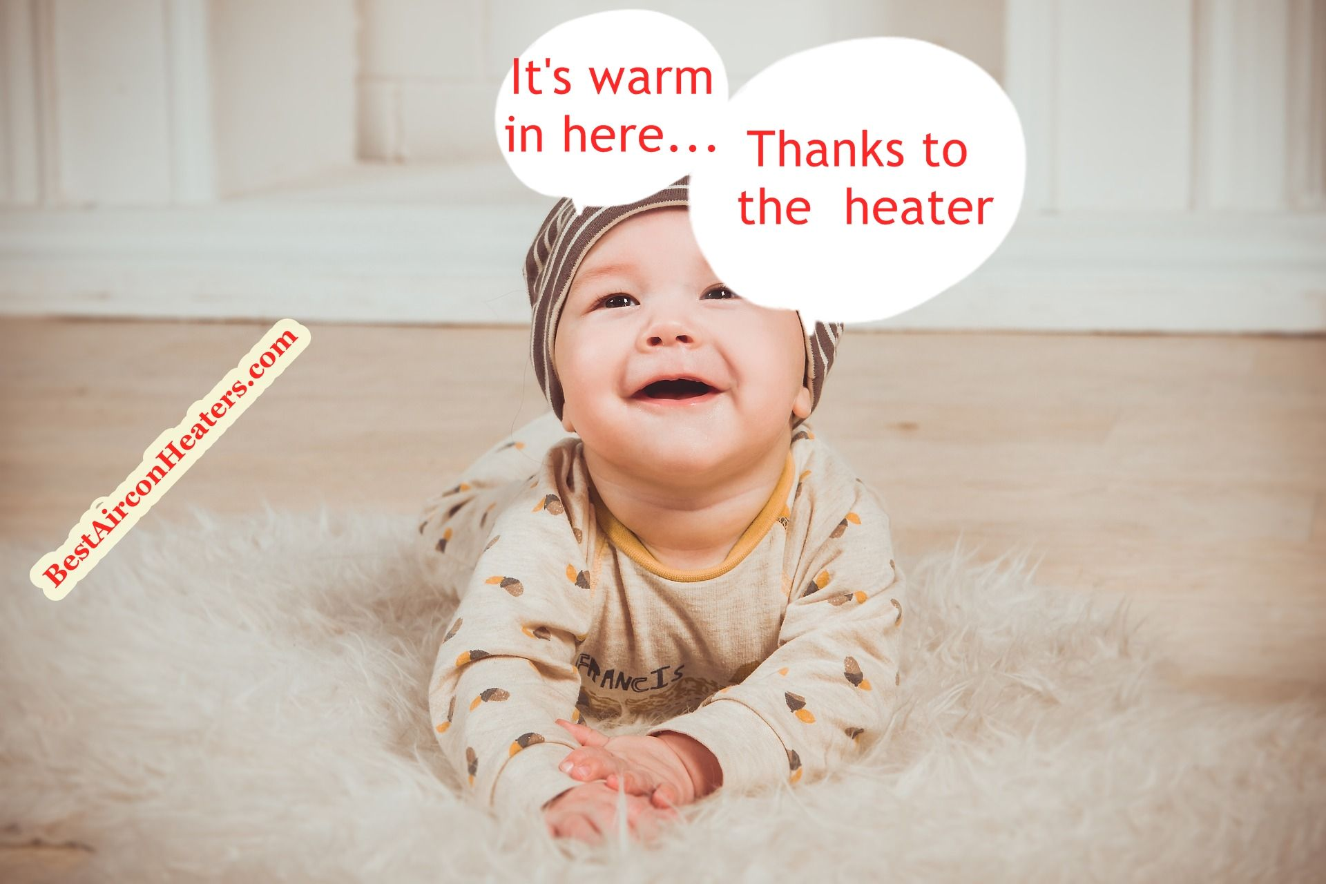 Safest Space Heater for Nursery and Baby Room [November