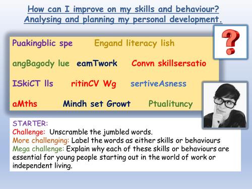 Target + Goal Setting Character education, Anti bullying