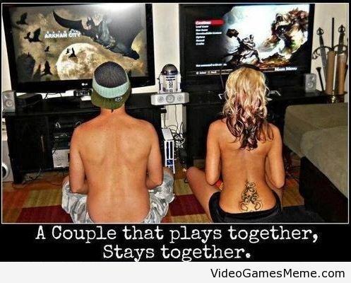 Gamer Couples Last Longer Gamer Girlfriend Gamer Couple Best Girlfriend Ever