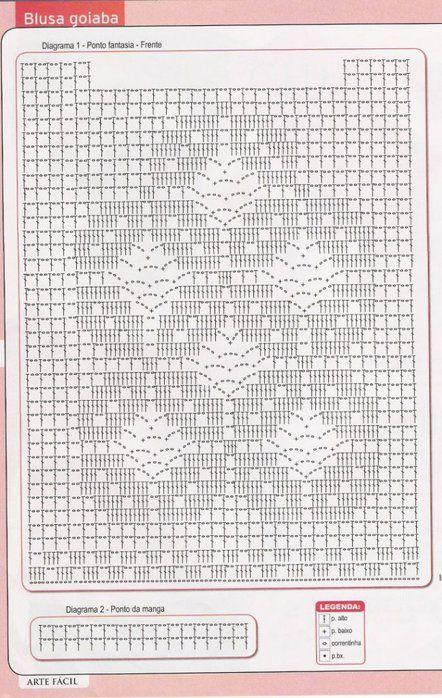 CARAMELO DE CROCHET: filet | Carpetas cuadradas, filet. | Pinterest ...