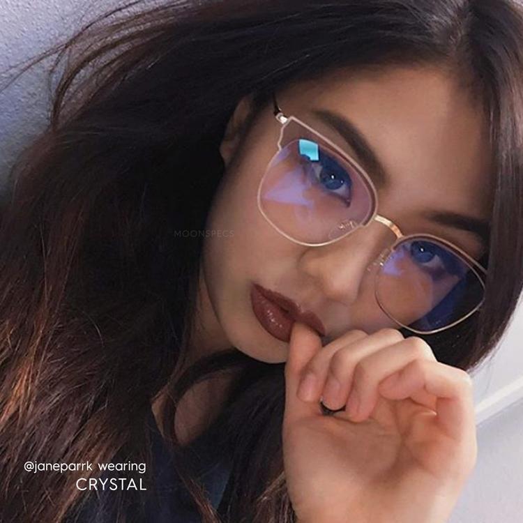 Blue light blocking computer glasses womens glasses