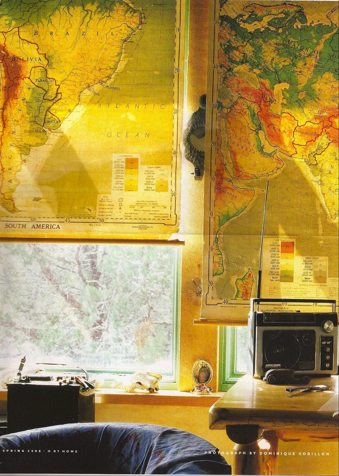 Maps maps maps!