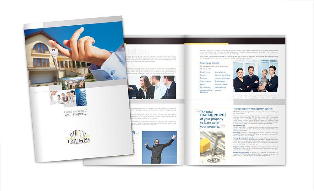 7 best Brochures images on Pinterest Brochures, Brochure design - property brochure