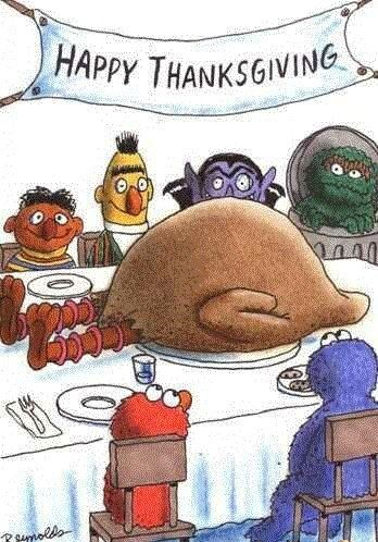 Funny Thanksgiving Memes   Events   Pinterest   Funny ...