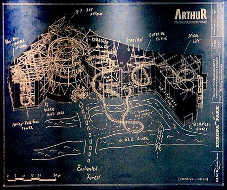 Germany Europa Park Adding Arthur And The Invisibles Ride Park Arthur And The Invisibles Germany