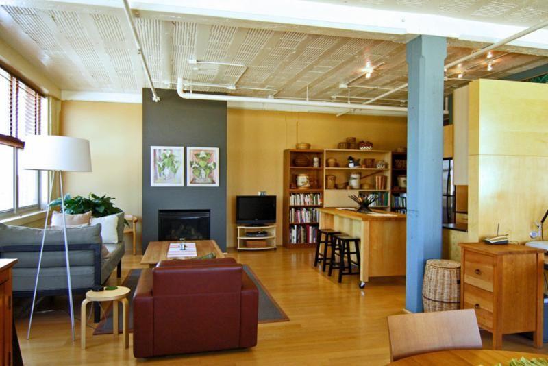 Decorar espacios peque os sin tabiques ideas decoraci n pisos peque os piso peque o Decoracion minimalista piso pequeno