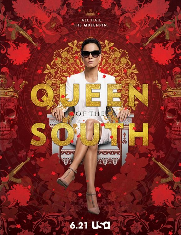 Queen Of The South Movie Poster Konigin Des Sudens