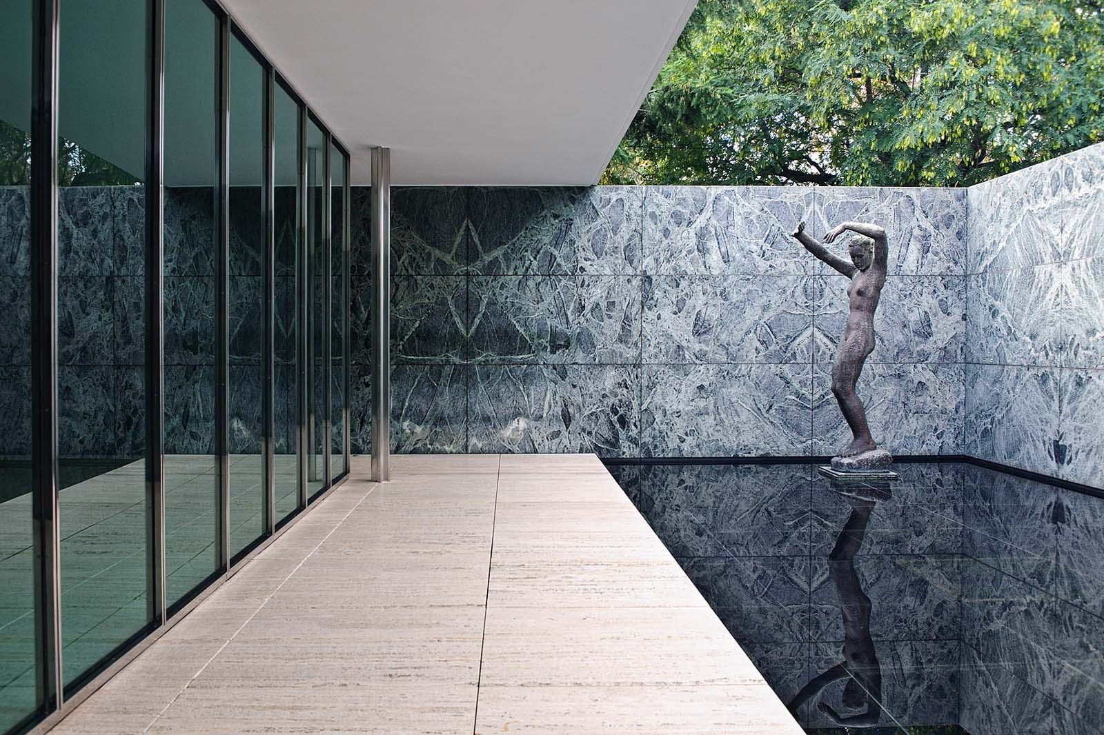 ludwig mies van der rohe barcelona. Barcelona Pavilion · Ludwig Mies Van Der RoheMondrianBarcelona Rohe