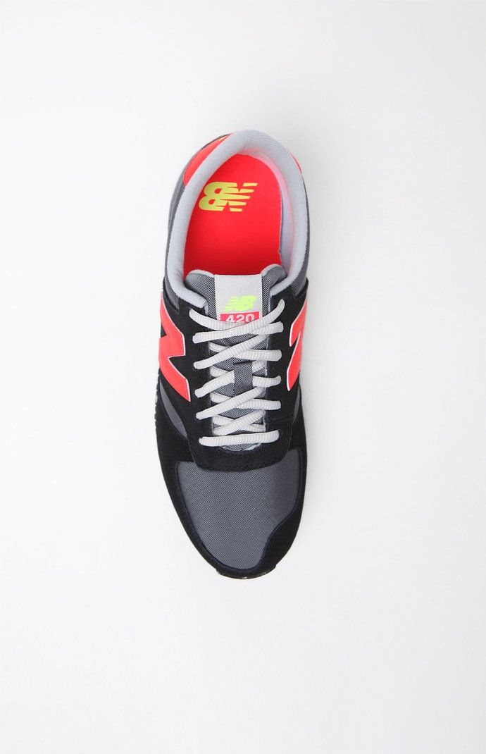 420 Capsule Composition Running Sneakers