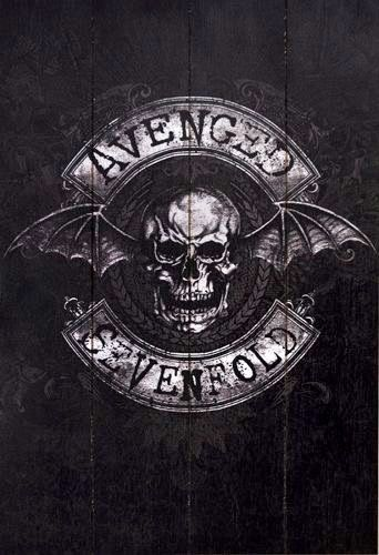 Pin By Cameron Braswell On Metal Iphone Wallpaper Avenged Sevenfold Music Bands Band Wallpapers