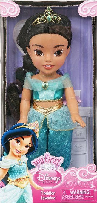 Best Disney Toys And Games For Kids : Amazon my first disney princess jasmine toddler doll