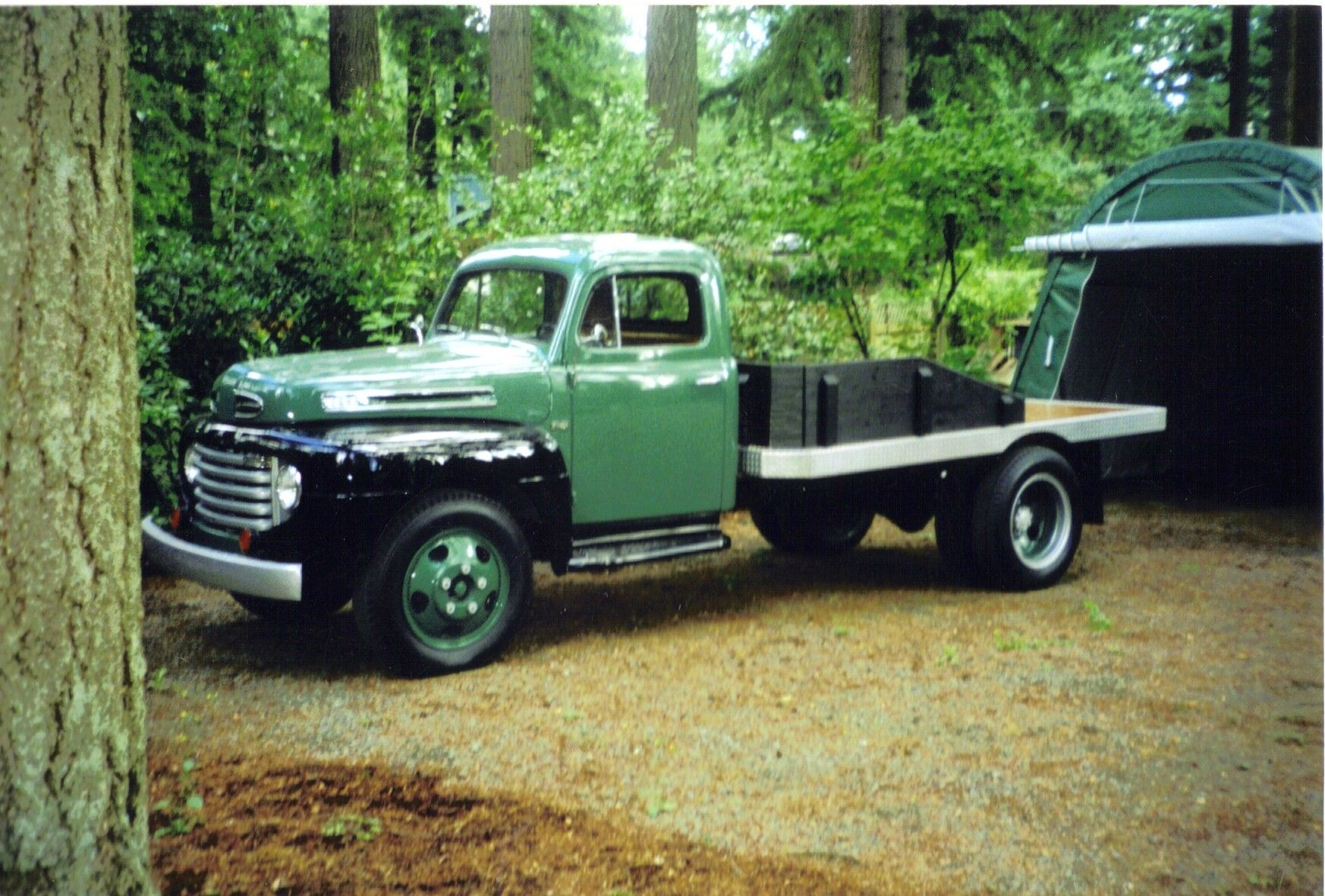 Ford Pickup | 1950 Ford F3 - SAINT MARKS 32355 - 0 | MISC ...
