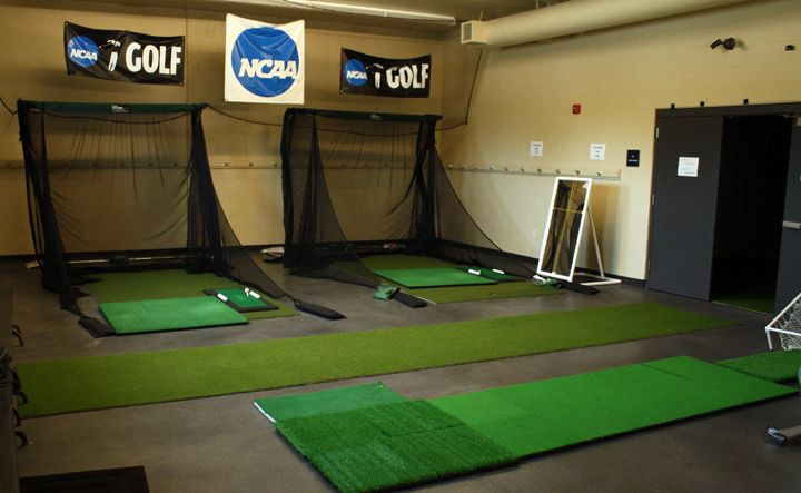 Augustana College Indoor Golf Nets | The Net Return Testimonials ...
