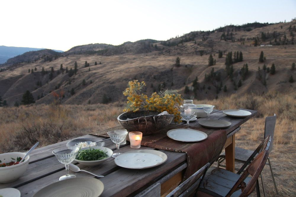 Oroville Washington Oroville washington, Outdoor dining