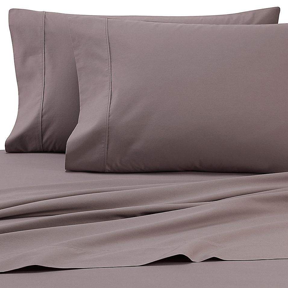 Heartland Homegrown 325 Thread Count Cotton Percale Full Xl Fitted