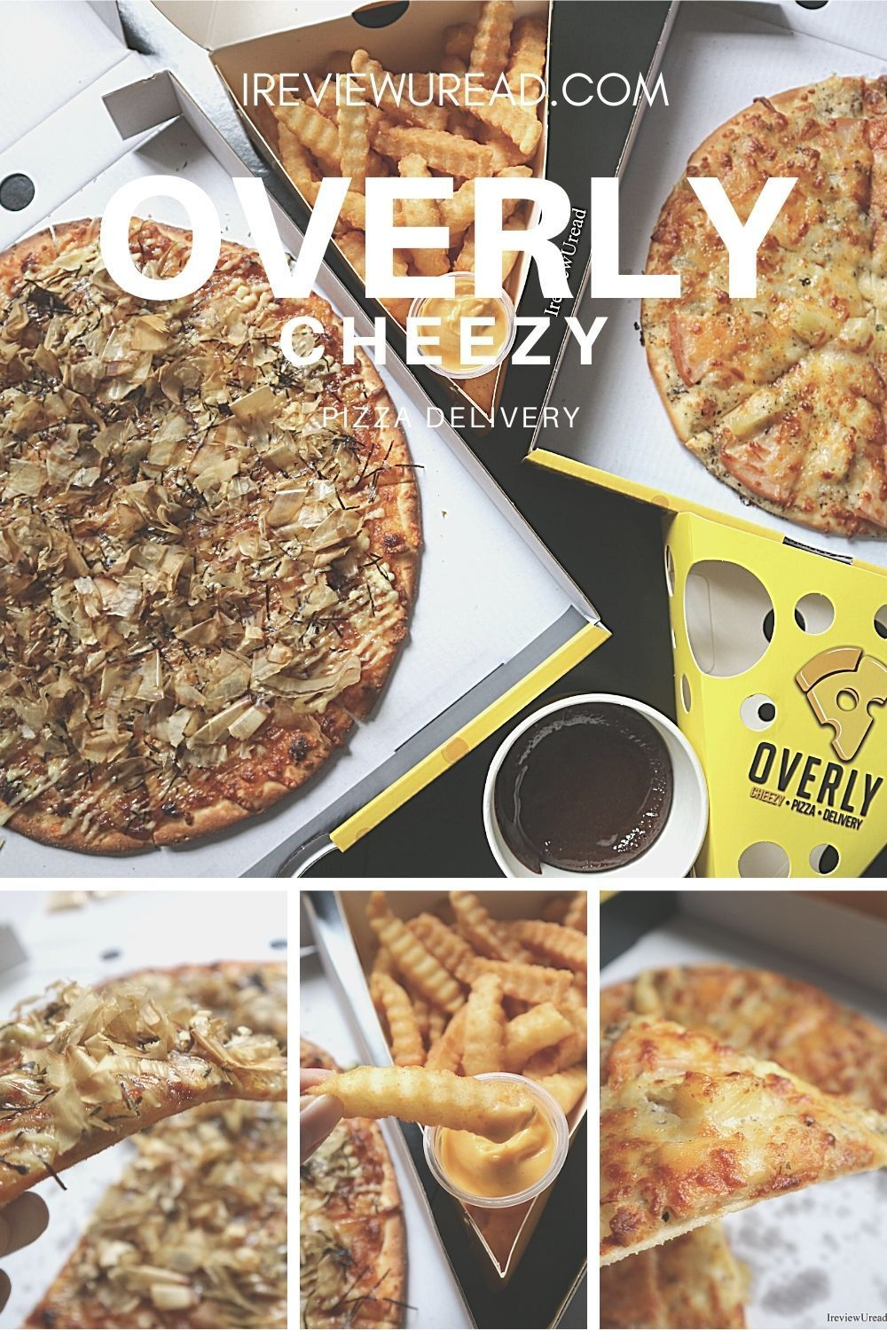 Cheesiest Pizza In Singapore Overly Cheezy Pizza Delivery Pizza Flavors Best Cheese Cheese Lover