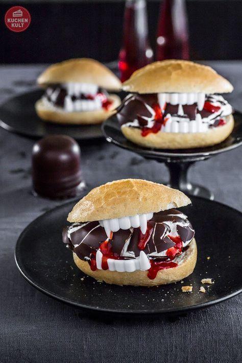 How to grusel! Halloween-Torten und Snacks zum Nachmachen #gateauhalloweenfacile