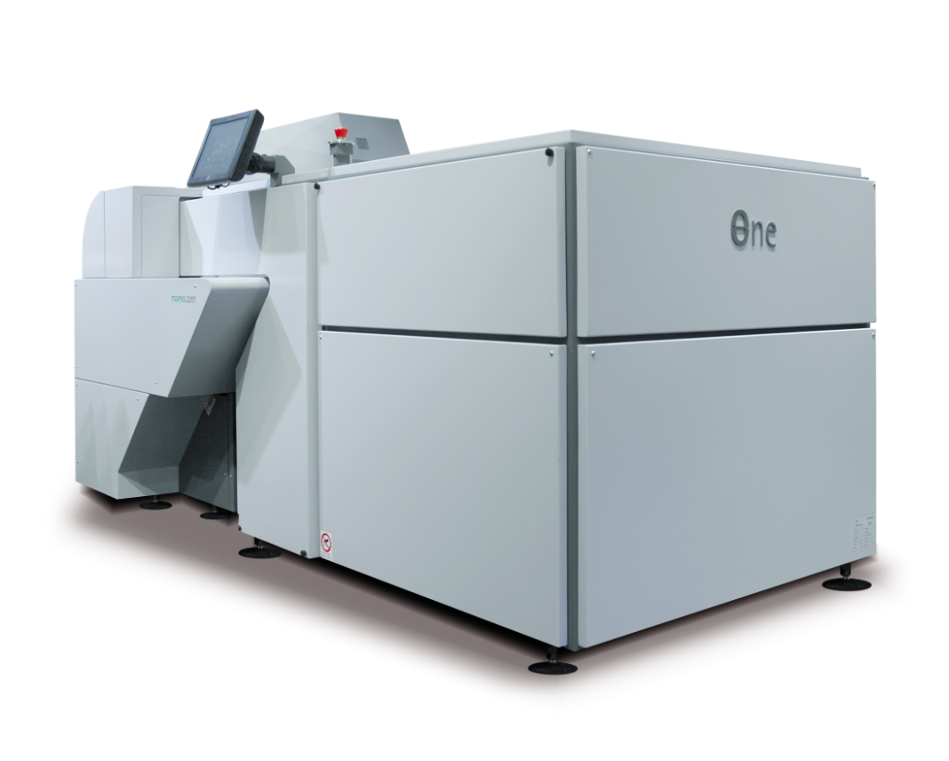 The versatile CTP prepress line from marks-3zet: The One CtP Platesetter & One Autoloader with One Workflow Software. More information about a prepress line based on your requirements: www.marks-3zet.de