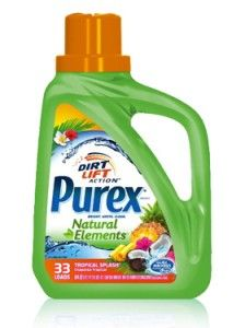 Purex Natural Elements Tropical Elements – review and #giveaway ends 4/15