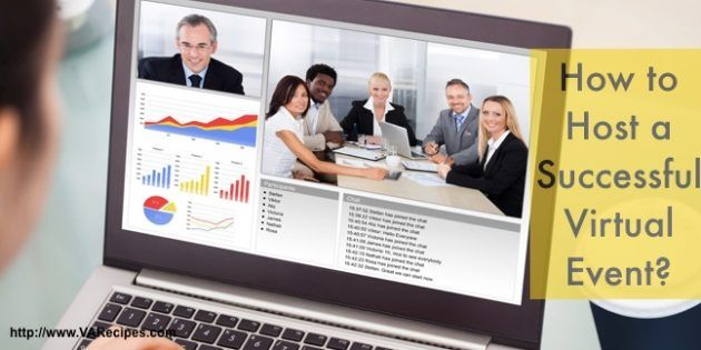 Virtual Event How to Set It Up for Repeatable Success