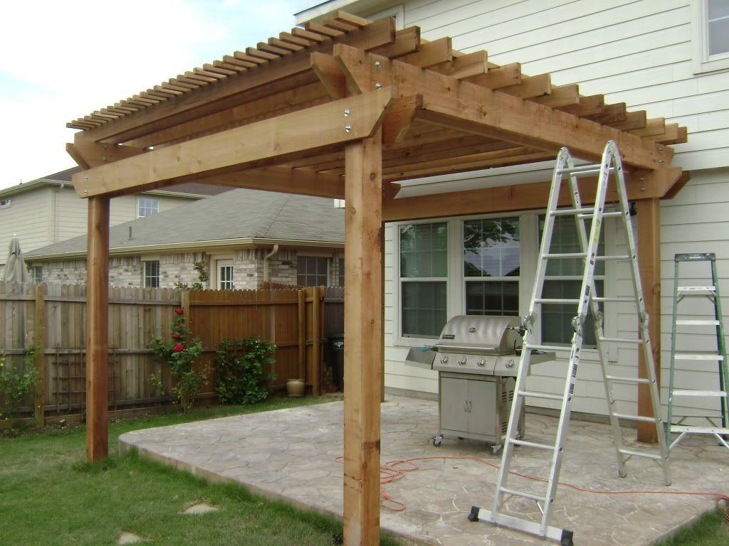 Using 6x6 Posts Like Our New Gate Posts Pergola Cedar Pergola