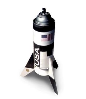 The Art Of Zig Andrew Zig Leipzig Starship Krylon Spray Paint Can Sculpture By Zig Spray Paint Cans Krylon Spray Paint Spray Can Art