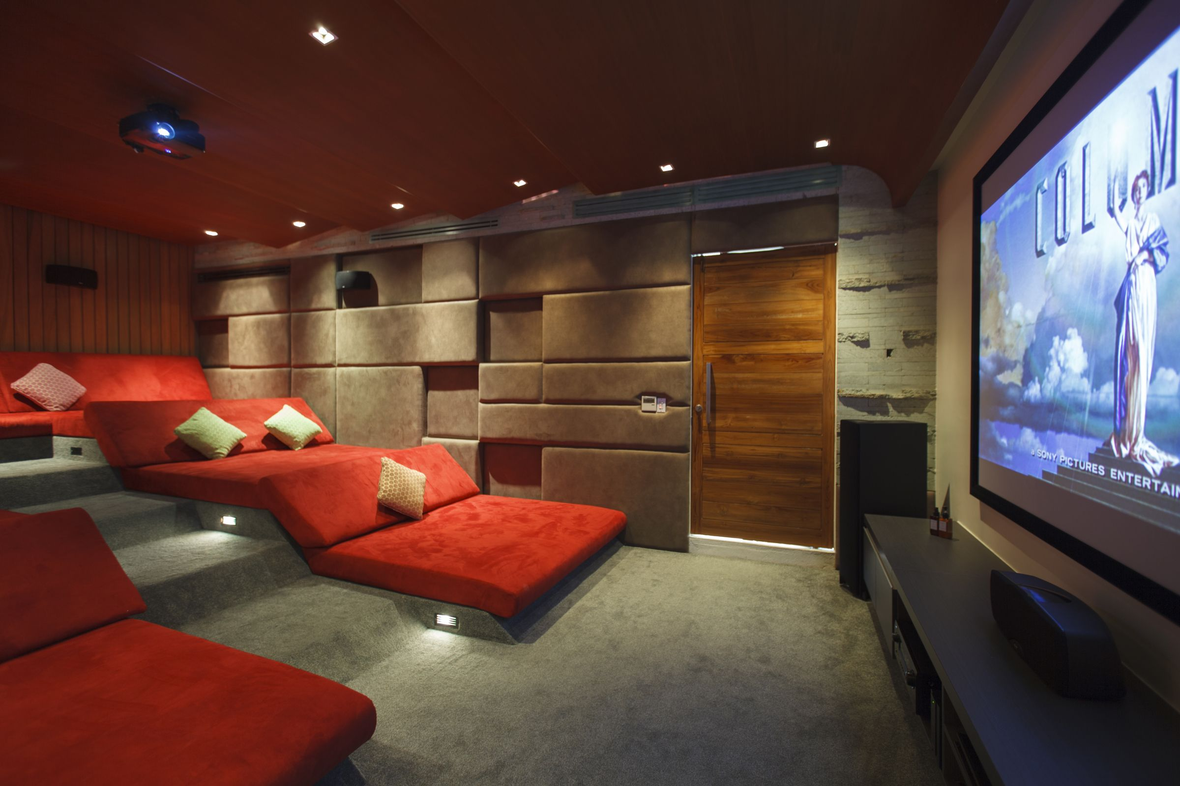 Cimema Home Cinema Room Home Theater Rooms Small Home Theaters