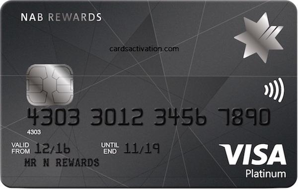 Nab Card Activation Nab Credit Card Activation Nab Debit Card Activation In 2020 Rewards Credit Cards Visa Platinum Card Credit Card Online