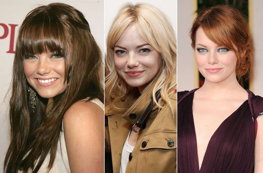 Camaleônicas! Relembre as famosas que já foram morenas, loiras e ruivas - GLAMOUR | Beleza