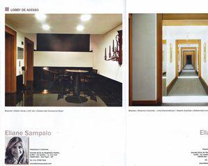 Clipping/Eliane Sampaio Interiores
