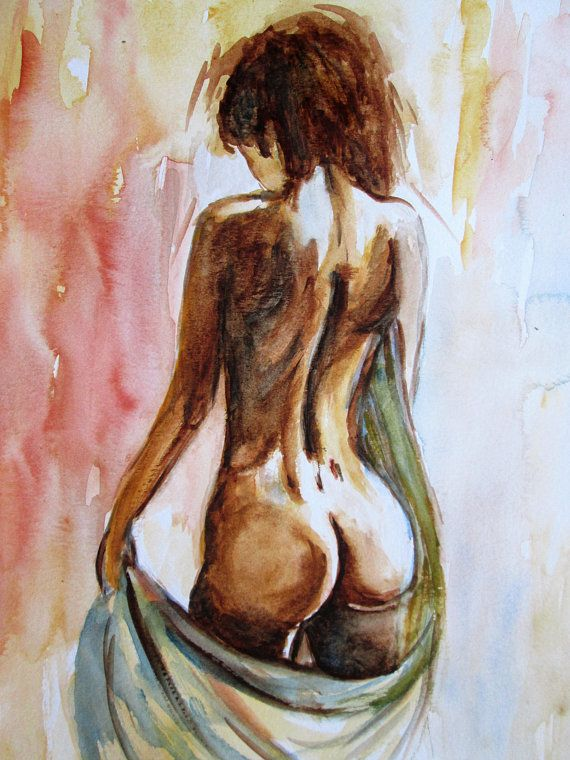 adult contemporary nude art