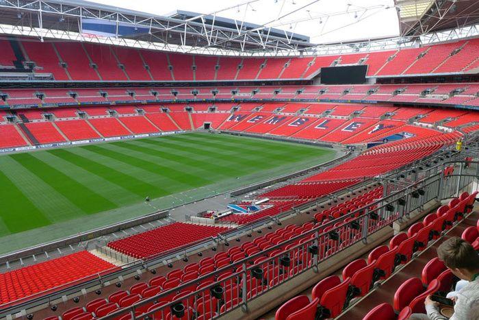 London Trip Part 4 Football Stadiums Soccer Skills World Of Sports