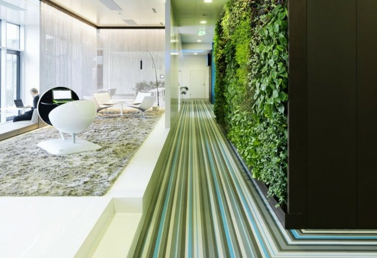Microsoft Vienna Headquarters by InnoCad Architektur Living and TV - innovatives interieur design microsoft
