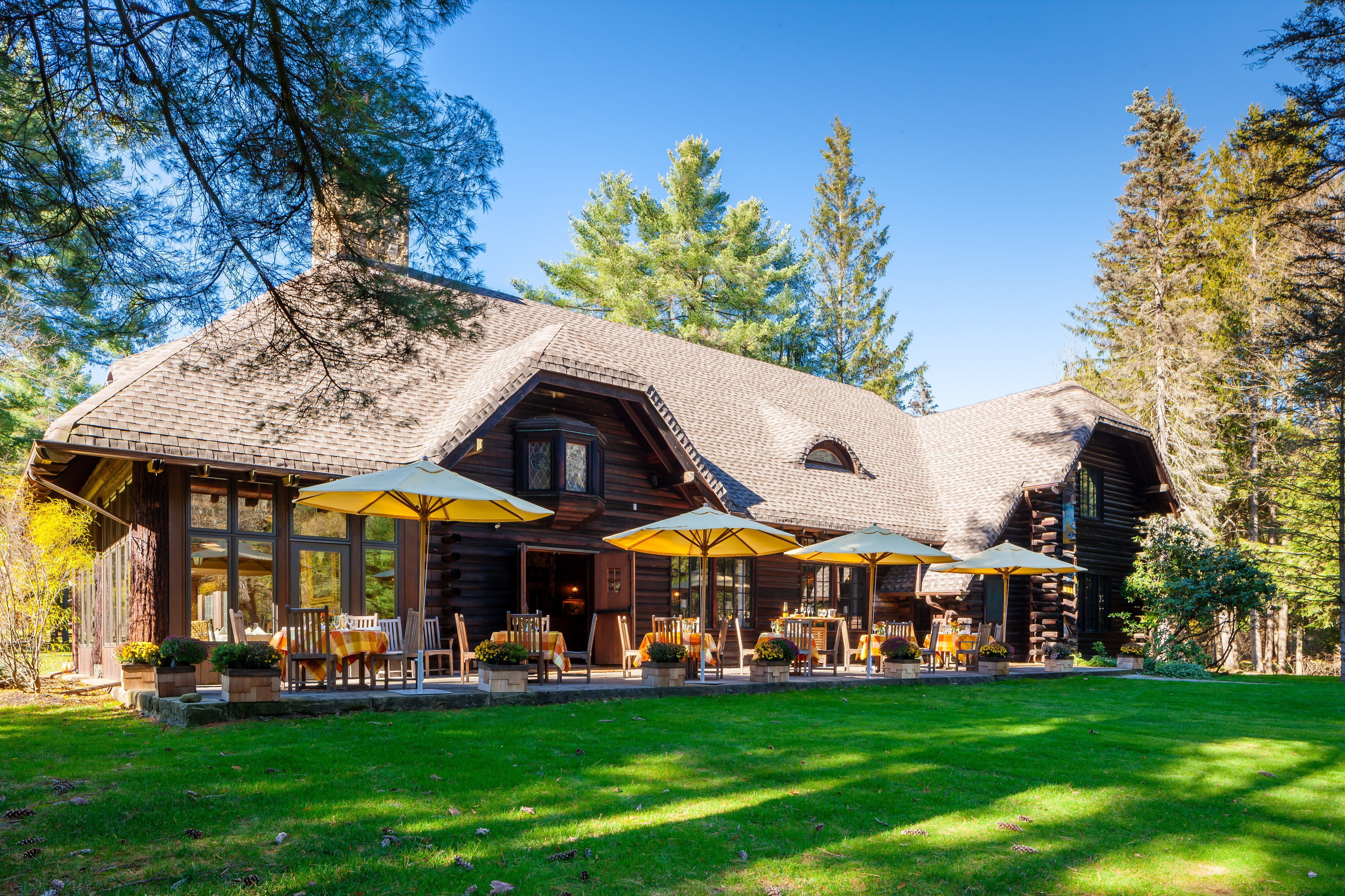 The 100 Best Hotels In World According To Travel Leisure Lodge At Glendorn Bradford Pennsylvania