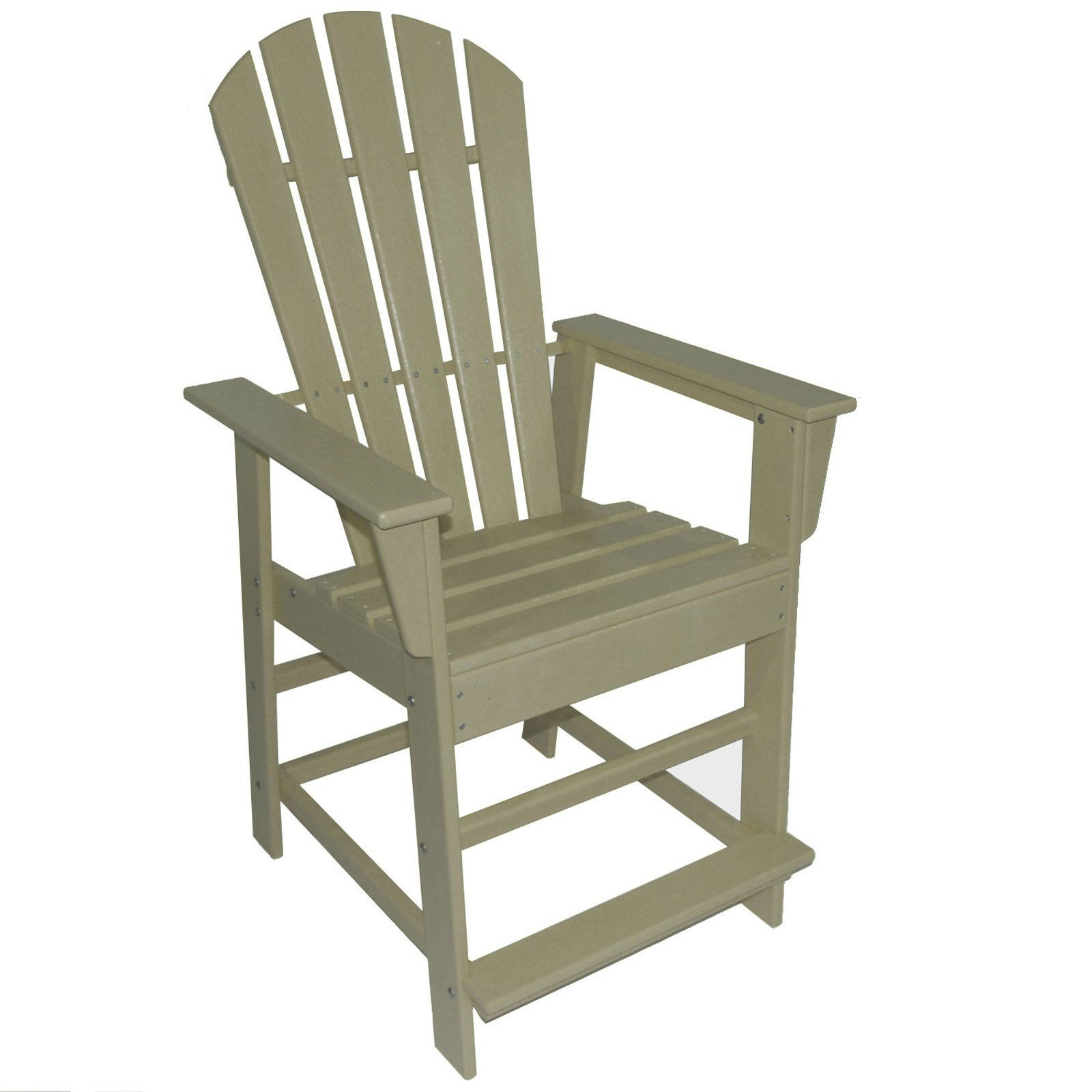 Outdoor POLYWOOD® South Beach Recycled Plastic 24 in