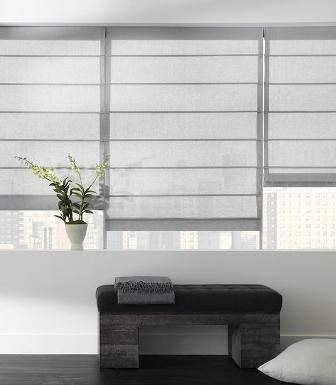 Different Types Of Roman Window Shades Modern Window Treatments