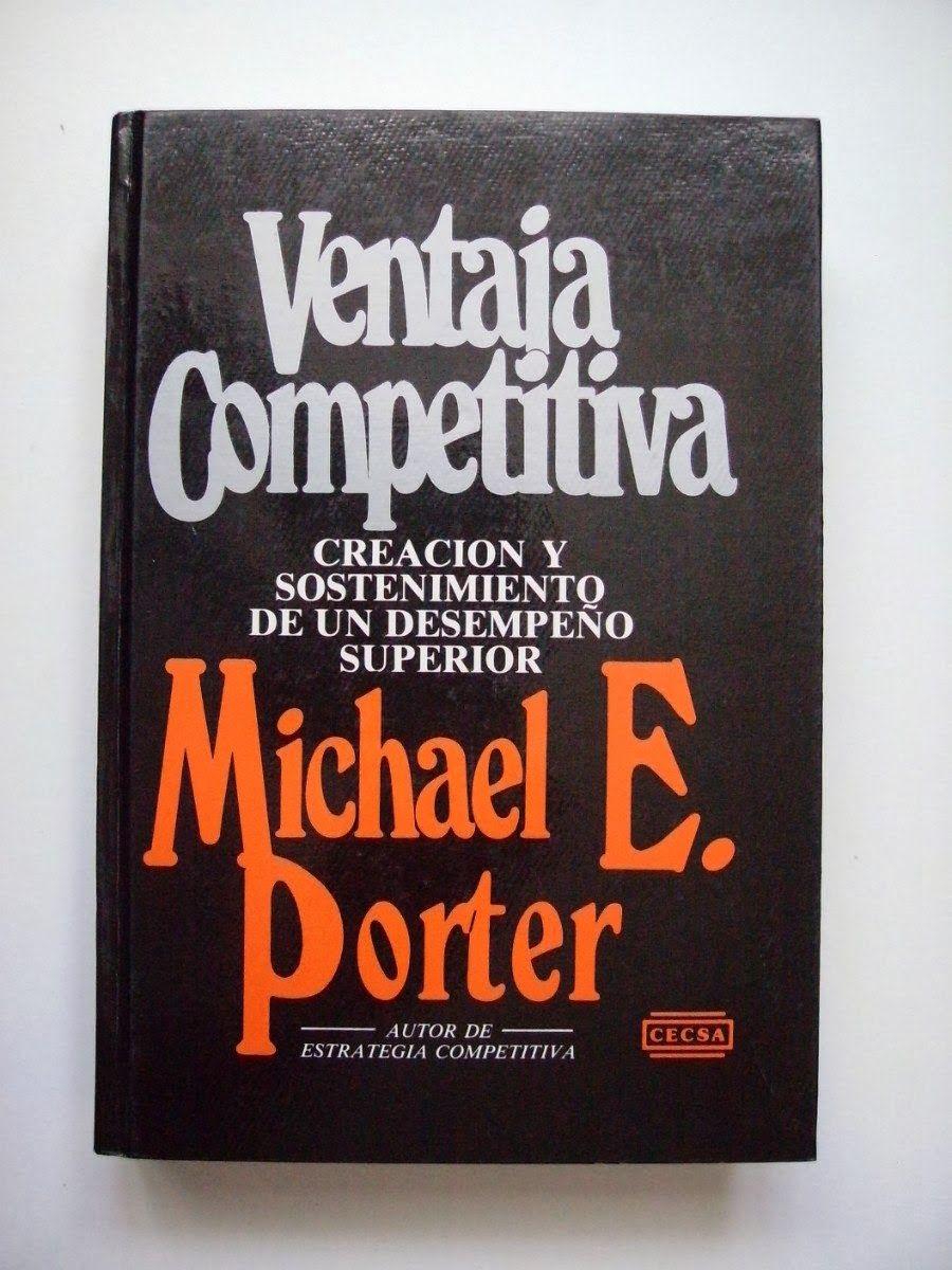 La Ventaja Competitiva seg n Michael Porter - Web y Empresas